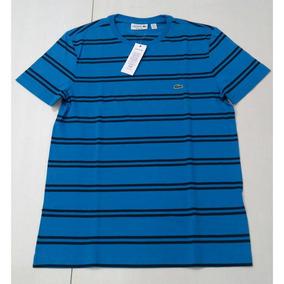 Camiseta Masculino Lacoste Original 61023ae32f3