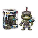 Funko Pop Hulk #241 Gladiador Ragnarok Jugueterialeon