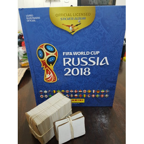 Album Da Copa Do Mundo 2018 Completo