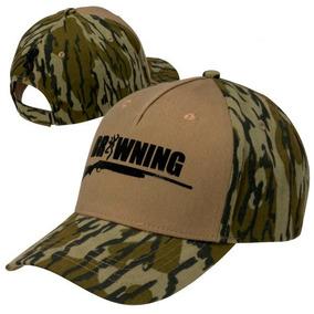 Gorra Browning Buckmark Caceria Pesca Campismo Realtree Brng