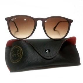 4037015f2ded4 Érika Marrom Fosco Com Lentes Degrade - Óculos no Mercado Livre Brasil