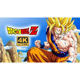 Dragón Ball Z Serie Completa Ultrahd 4k Bluray