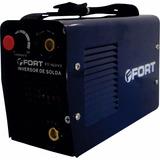 Maquina De Solda Tig Eletrodo 5800w Inversora Ft-162ivs 220v