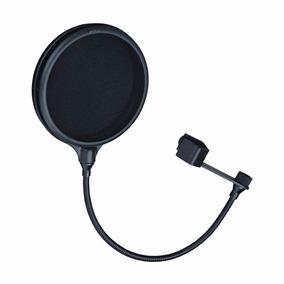 Filtro Antipop Para Microfono Condensador Alctron Pf04