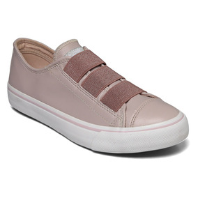 Tênis Casual Capricho Like Class Rose Cp0644