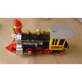 Trem Maria Fumaça - Brinquedo