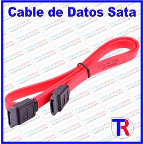 Cable Sata De Datos Para Disco Duro