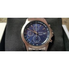 5bb8a3e1f59 Relogio Seiko Chronograph 100m - Relógios no Mercado Livre Brasil