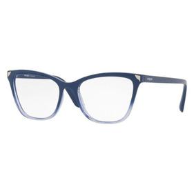 d9753d1c32b80 Armacao De Oculos Para Grau Feminina Quadrada Degrade - Óculos no ...