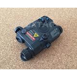 An Peq 15 Elemente Funcional Cor Black Ex276 + Case Airsoft