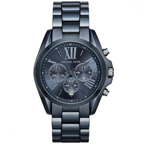 6512e37ea13 Relógio Michael Kors Mk 5541 Oversized 45mm Dourado - Joias e ...