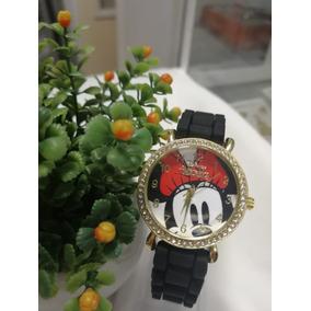 Reloj Dama Mickey Disney Silicón