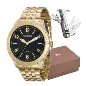 8e22c7594d1 Relógio Mondaine Masculino no Mercado Livre Brasil