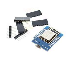 Wemos D1 Mini Esp8266 - Esp-12e + Tutorial De Configuração