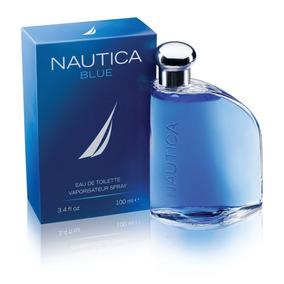 Perfume Nautica Blue Caballero 100ml Original 100%