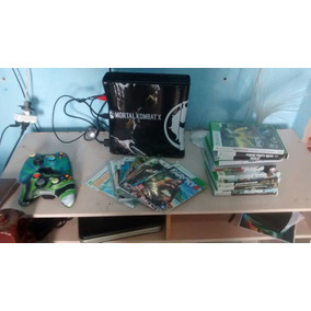 Xbox 360 Slim Reset Glitch + Lt 3.0 + Freestyle + Suporte - Games no ... 8e21e1216b3b4