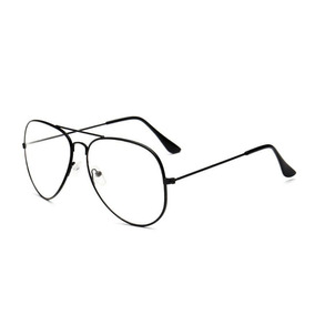 fe3d4db0b04bc Armacao Oculo Feminino Aviador Branco - Óculos no Mercado Livre Brasil