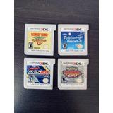 Juegos Para Nintendo 3ds Como Nuevos