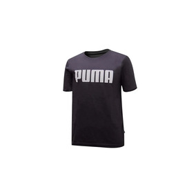Playera Puma Ka Mens Graphic Tee Hombre Color B/n/r 55463