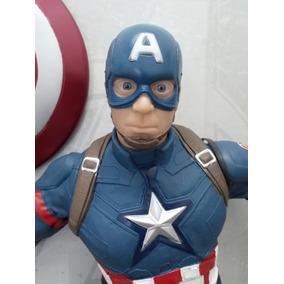 Capitão America Guerra Civil Olho De Injeção Ref 480 Orig.