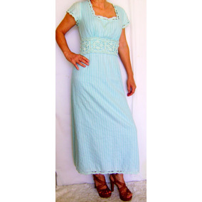 Vestido Longo Tamanho M Usado - Moda Evangélica