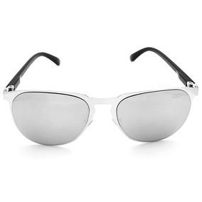 Óculos De Sol Gio Antonelli G1202 58 Prata Lente Prata Espel 92b3a12a2b