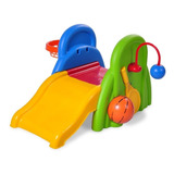 Tobogan Infantil Rondi Baby Sports + Centro De Actividades