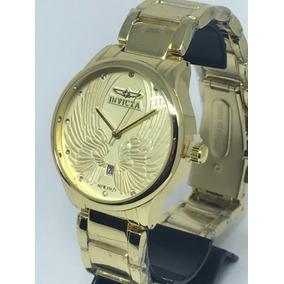 017a4cde749 Relógio Impact Gold Dourado Importado Pronta Entrega - Relógios De ...
