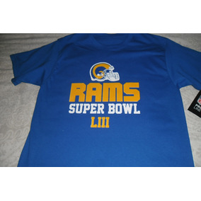68c995f15 Playera Nfl Los Angeles Rams Super Bowl Liii