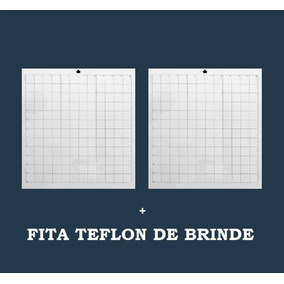 2 Bases De Corte Silhouette 30,5 X 30,5cm C/ Frete De 15,00