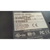 Repuestos Toshiba L45 / Garantia