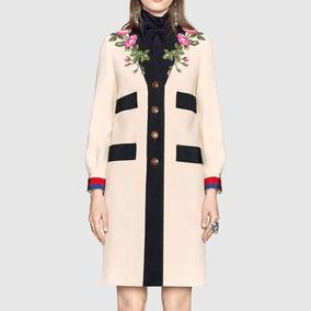 Saco Abrigo Coat Trench Clásico Gucci Envio Incluido