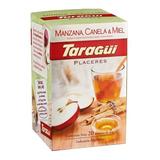 Té Taragui Placeres Manz-canel-miel X20 Saq