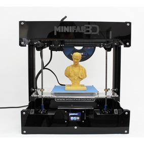 Impresora 3d Minifab Elite Mejor Que Prusa Anycubic Makerbot