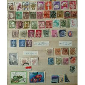 Selos Da Alemanha, Inglaterra,italia, Belgica, Polo. Nederl.