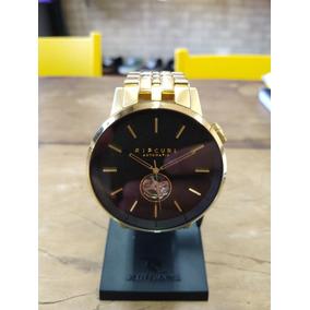 80665fe188f Relogio Dourado - Relógio Rip Curl Masculino no Mercado Livre Brasil