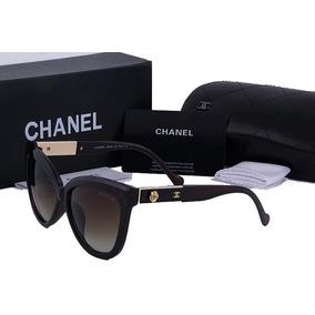 Óculos Chanel Feminino Lentes Polarizadas De Sol - Óculos no Mercado ... 228d5434ba