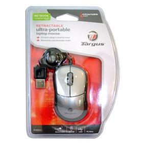 Mouse Mini Targus Cable Retractil Tienda Ref. 04-011