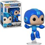 Funko Pop Mega Man 376 - Megaman