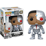 Funko Pop Cyborg 209 - Dc Justice League