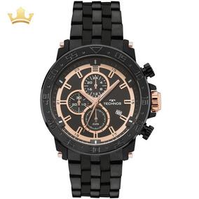 Relogio Technos Os20ht1p Preto Rose - Relógio Masculino no Mercado ... 24295b7a33