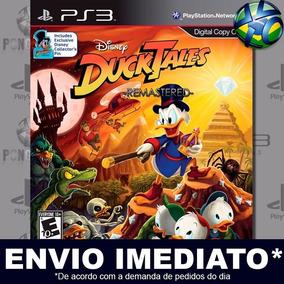Jogo Ps3 Ducktales Remastered Play 3 Cód Psn Mídia Digital