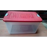 Caja Organizadora Plastico De 65 Litros.