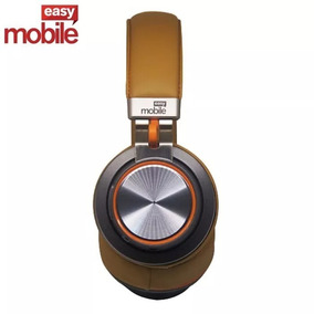 Headphone Easy Mobile Freedom 2 Sound Marrom - Original