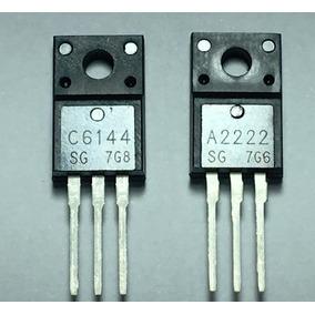 Transistor C6144 E A2222 Epson L355 L210 L365 Xp214 /1 Par