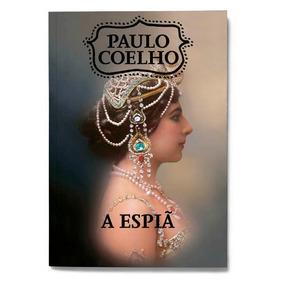 Livro - A Espiã (paulo Coelho)