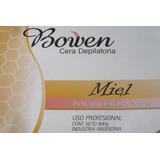 Cera Depilatoria Bowen X 800 Grs. Miel O Vegetal