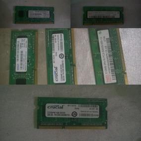Memoria Ram Ddr2 Y Ddr3 100% Operativas