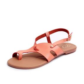 Zapatos Sandalias Huaraches Dama Zapatillas Moda Coral 1206