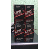 Lipo 6 Black Made Usa 60 Cápsulas